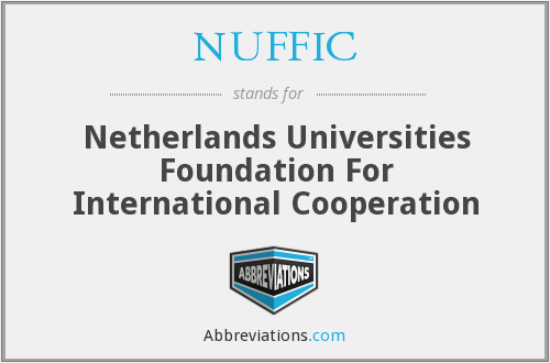 NUFFIC - Netherlands Universities Foundation For International Cooperation