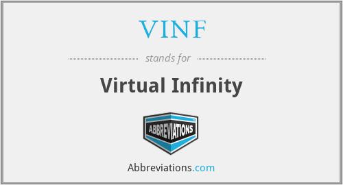 VINF - Virtual Infinity
