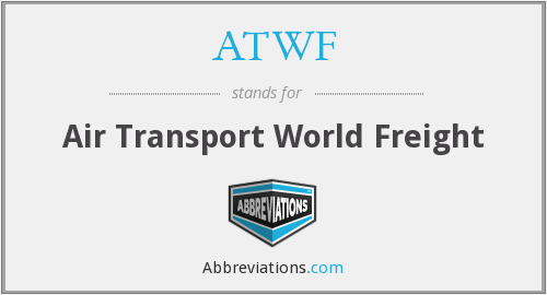 What does ATWF stand for?