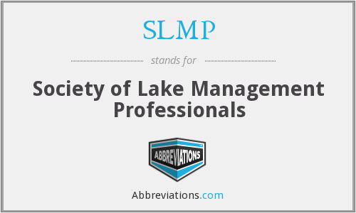 SLMP - Society of Lake Management Professionals