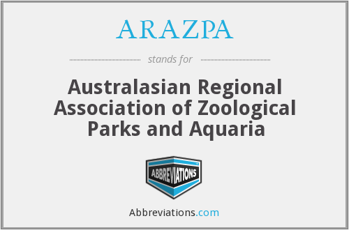 What does ARAZPA stand for?