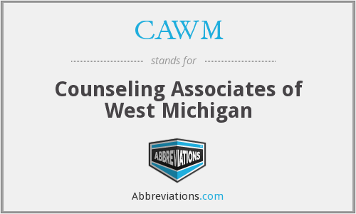 CAWM - Counseling Associates of West Michigan
