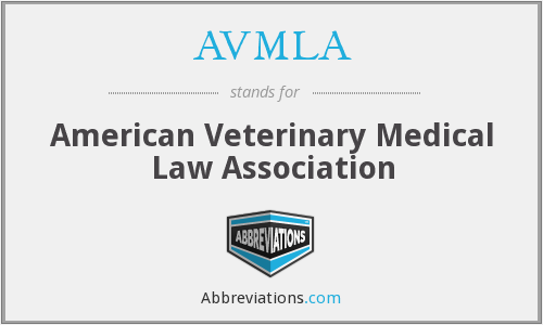 What does AVMLA stand for?