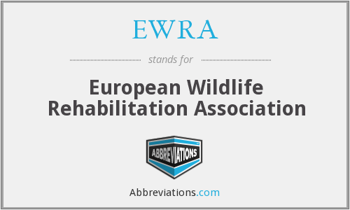 EWRA - European Wildlife Rehabilitation Association