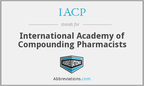 IACP - International Academy of Compounding Pharmacists