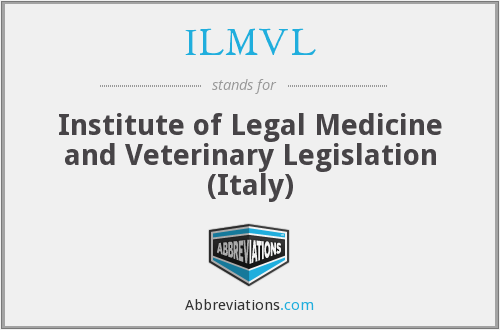 What does ILMVL stand for?
