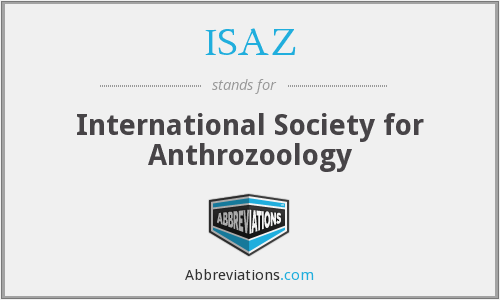 What does ISAZ stand for?