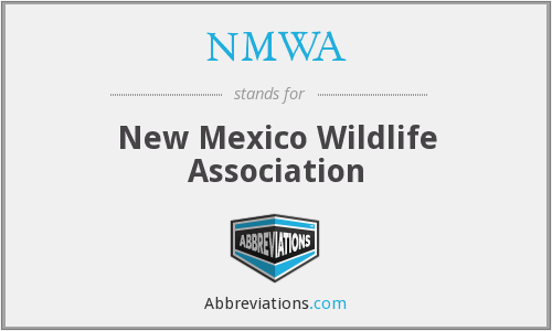 What does NMWA stand for?