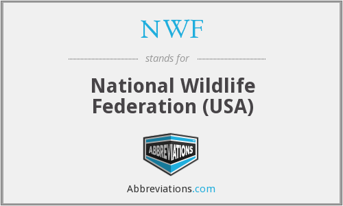 NWF - National Wildlife Federation (USA)