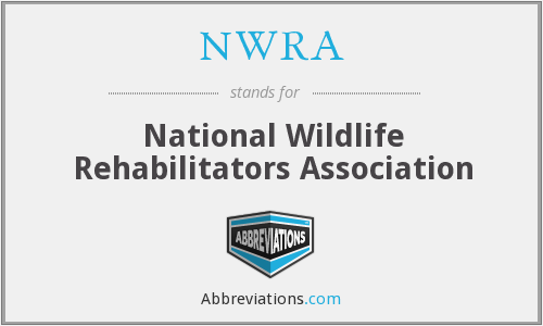 NWRA - National Wildlife Rehabilitators Association