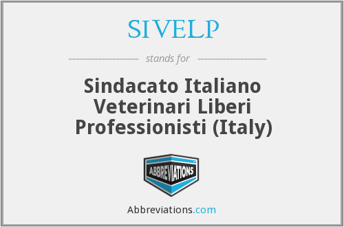 What does SIVELP stand for?