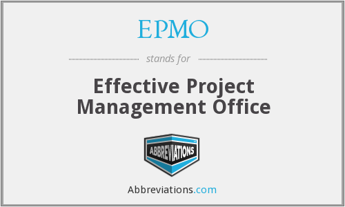 EPMO - Effective Project Management Office