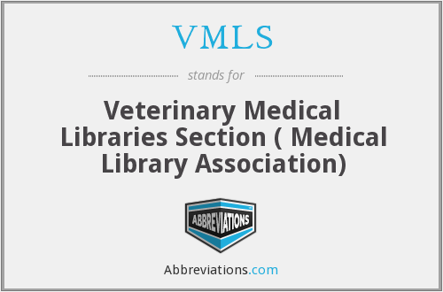 What does VMLS stand for?