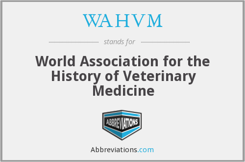 What does WAHVM stand for?