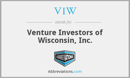 What does VIW stand for?