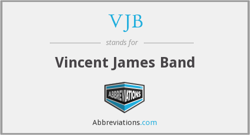 VJB - Vincent James Band