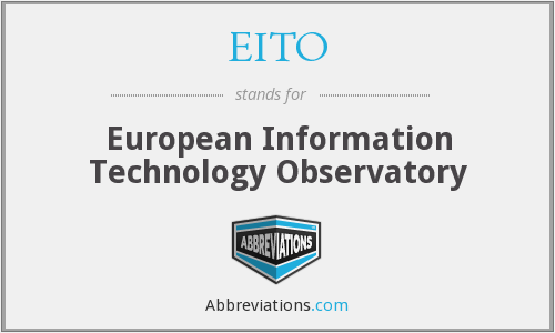 What does EITO stand for?