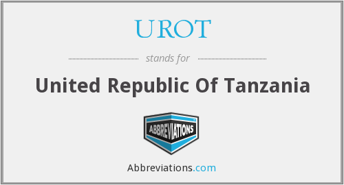 What does UROT stand for?