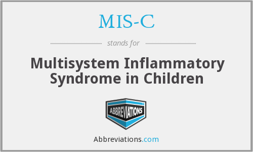 What does MIS-C stand for?