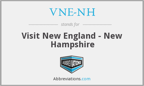 What does VNE-NH stand for?