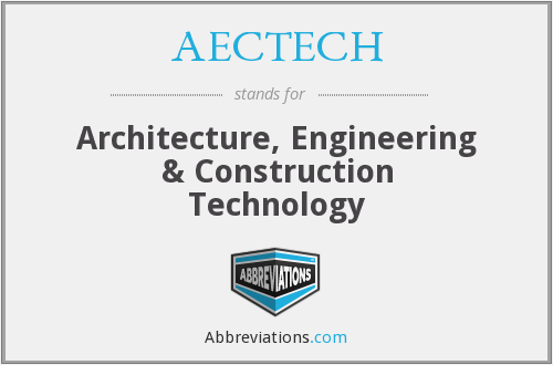 What does AECTECH stand for?