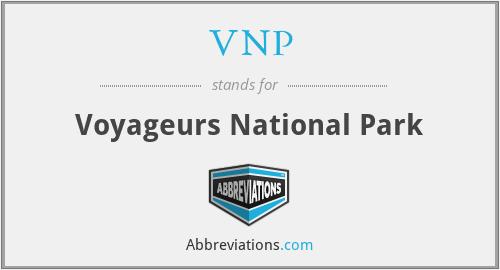 VNP - Voyageurs National Park