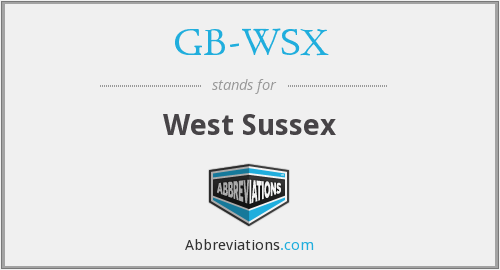 What does GB-WSX stand for?