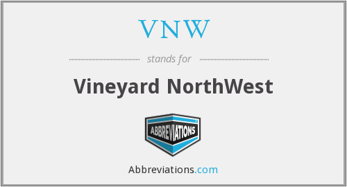 VNW - Vineyard NorthWest