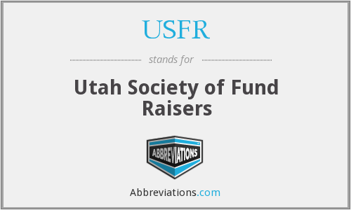 What does USFR stand for?