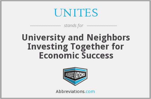 What does UNITES stand for?