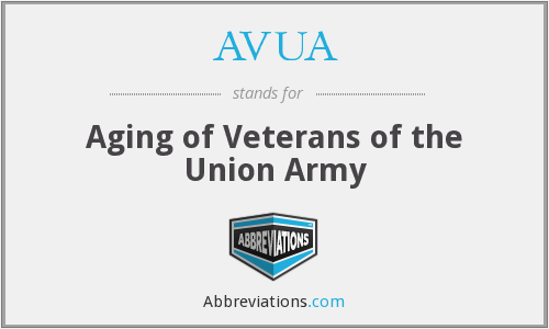 What does AVUA stand for?