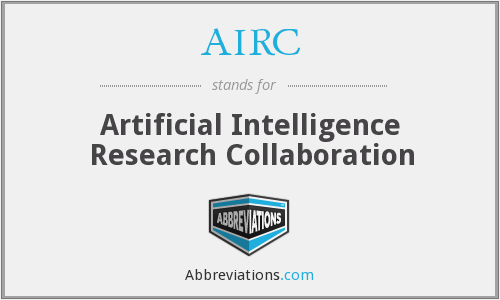 AIRC - Artificial Intelligence Research Collaboration