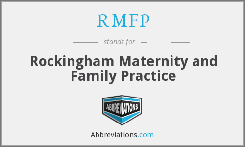 RMFP - Rockingham Maternity and Family Practice