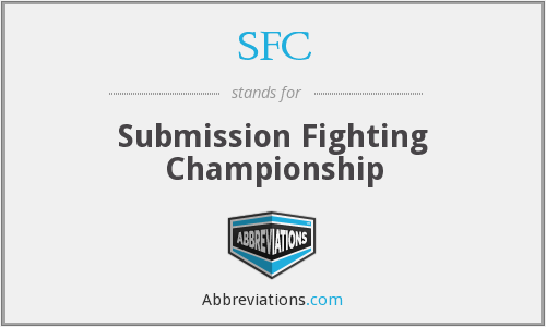 SFC - Submission Fighting Championship