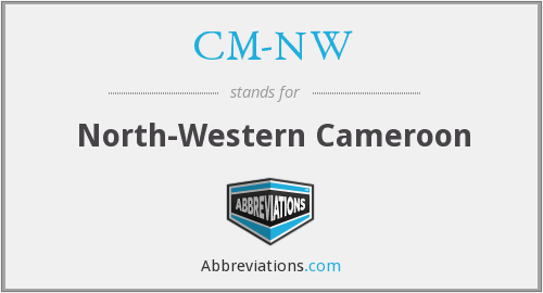 What does CM-NW stand for?