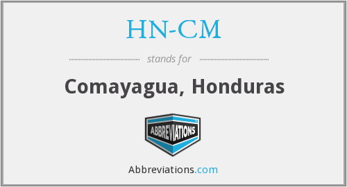 What does HN-CM stand for?