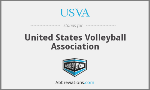 USVA - United States Volleyball Association