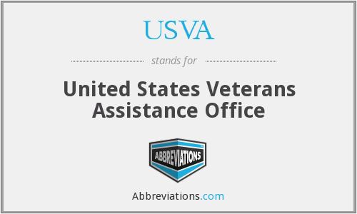 USVA - United States Veterans Assistance Office