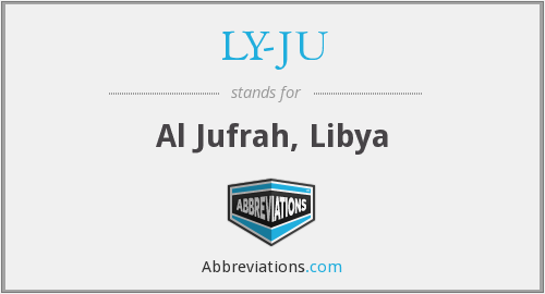 What does LY-JU stand for?