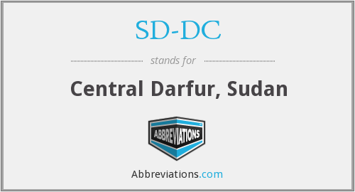 What does SD-DC stand for?