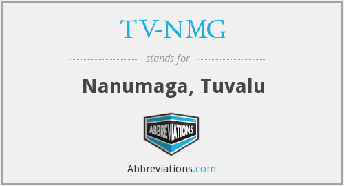 What does TV-NMG stand for?