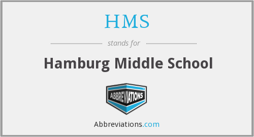 HMS - Hamburg Middle School