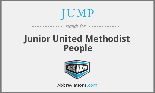 JUMP - Junior United Methodist People