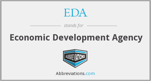 EDA - Economic Development Agency