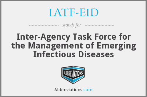 What does IATF-EID stand for?