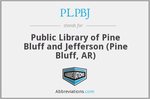 What does PLPBJ stand for?