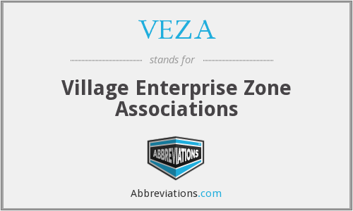What does VEZA stand for?