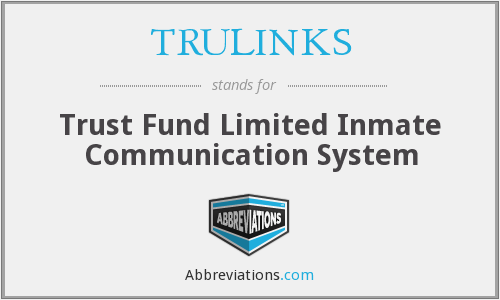 What does TRULINKS stand for?