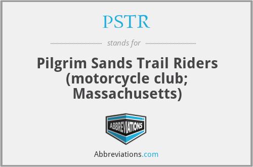 PSTR - Pilgrim Sands Trail Riders (motorcycle club; Massachusetts)