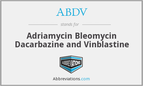 What does ABDV stand for?
